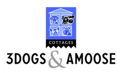 3 Dogs & a Moose Cottages