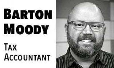 Barton Moody, Tax Accountant