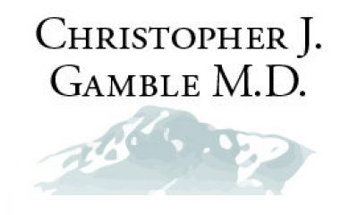 Christopher J. Gamble, M.D.