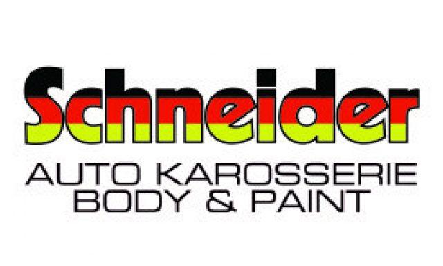 Schneider Auto Karosserie Body & Paint