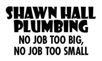 Shawn Hall Plumbing and Mechanical
